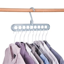 Space Saving Hanger - Blue