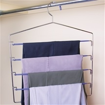 Multi-Trouser Hanger