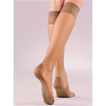 Sheer Knee High Stockings 4 Pack