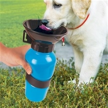 Aqua Dog Walking Water Bottle