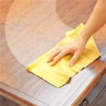 Fortified Beeswax Furniture Cloth