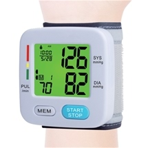 Accur8 Blood Pressure Monitor