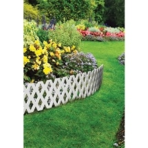 Lattice Garden Border Fence 2.4M B2S