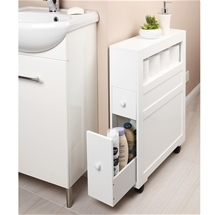 Slim Bathroom Organiser