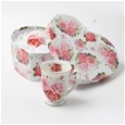 Elegant Pink Roses Bone China_CW200_2