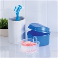 Denture Box With Brush_DENTB_1